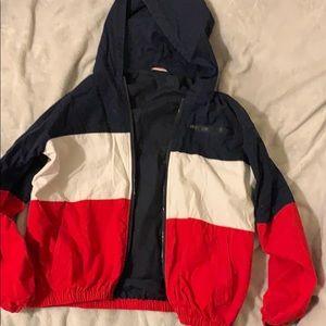 Brandy Melville colour block jacket